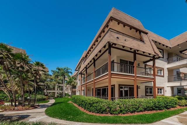 3035 Countryside Boulevard 10B, Clearwater, FL 33761 (MLS #U8081136) :: Lock & Key Realty
