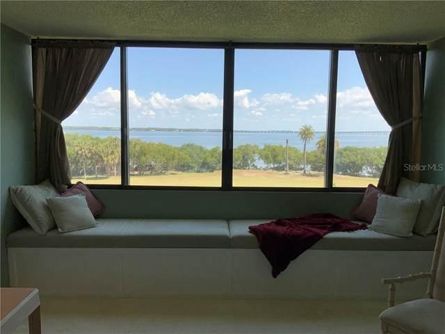 2618 Cove Cay Drive #406, Clearwater, FL 33760 (MLS #U8081190) :: Lock & Key Realty