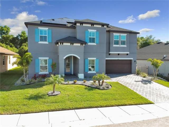 1472 Keystone Ridge Circle, Tarpon Springs, FL 34688 (MLS #U8081205) :: Griffin Group
