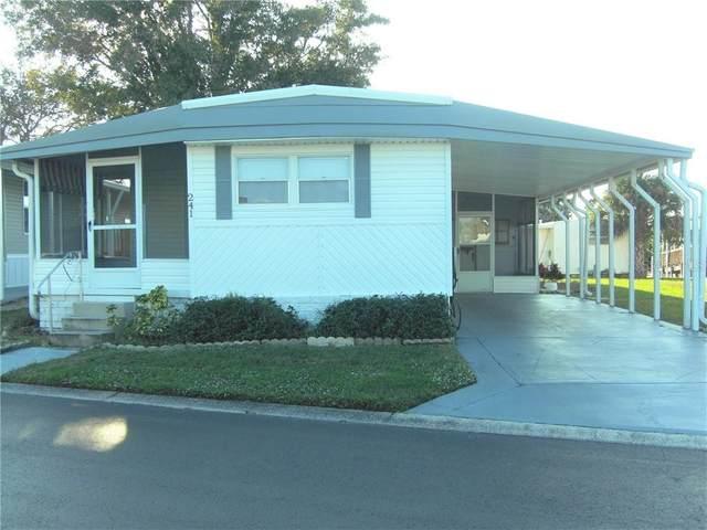 9790 66TH Street N #241, Pinellas Park, FL 33782 (MLS #U8081206) :: Lock & Key Realty