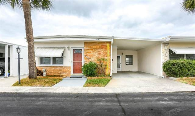 250 Rosery Road NW #304, Largo, FL 33770 (MLS #U8081207) :: Lock & Key Realty