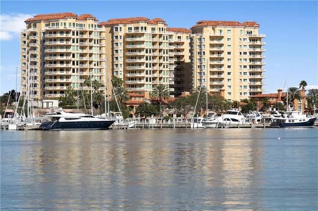 555 5TH Avenue NE #922, St Petersburg, FL 33701 (MLS #U8081220) :: Baird Realty Group