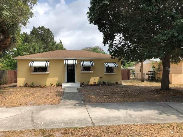 1002 Gray Street S, Gulfport, FL 33707 (MLS #U8081346) :: Baird Realty Group