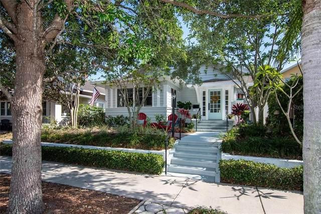 136 16TH Avenue NE, St Petersburg, FL 33704 (MLS #U8082073) :: Charles Rutenberg Realty