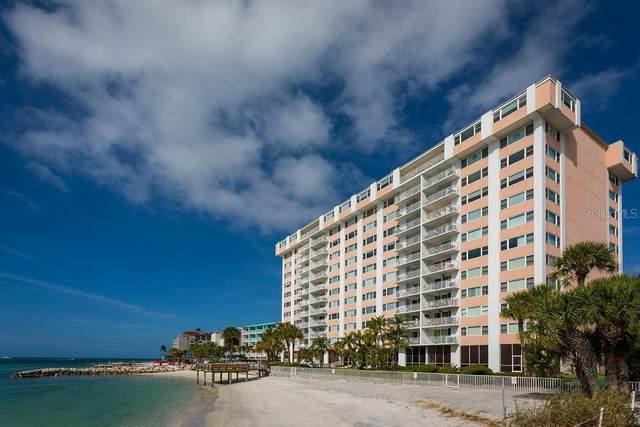 675 S Gulfview Boulevard #1102, Clearwater Beach, FL 33767 (MLS #U8082330) :: Burwell Real Estate