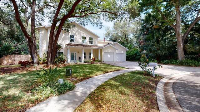 2251 Harbor Pointe Place, Palm Harbor, FL 34683 (MLS #U8082453) :: Team Bohannon Keller Williams, Tampa Properties
