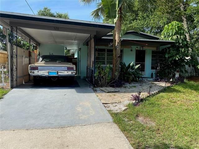 528 E Center Street, Tarpon Springs, FL 34689 (MLS #U8082860) :: The Duncan Duo Team