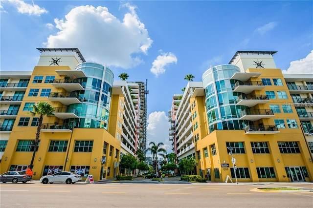 1120 E Kennedy Boulevard #735, Tampa, FL 33602 (MLS #U8082868) :: Gate Arty & the Group - Keller Williams Realty Smart