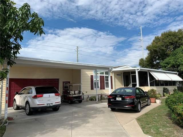 6914 Americana Drive NE #168, St Petersburg, FL 33702 (MLS #U8083277) :: Medway Realty