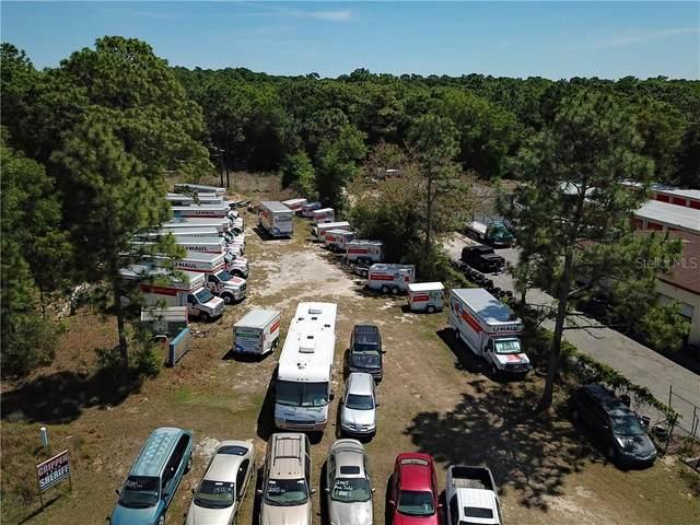 1643 N Lecanto Highway, Lecanto, FL 34461 (MLS #U8083385) :: Realty Executives Mid Florida
