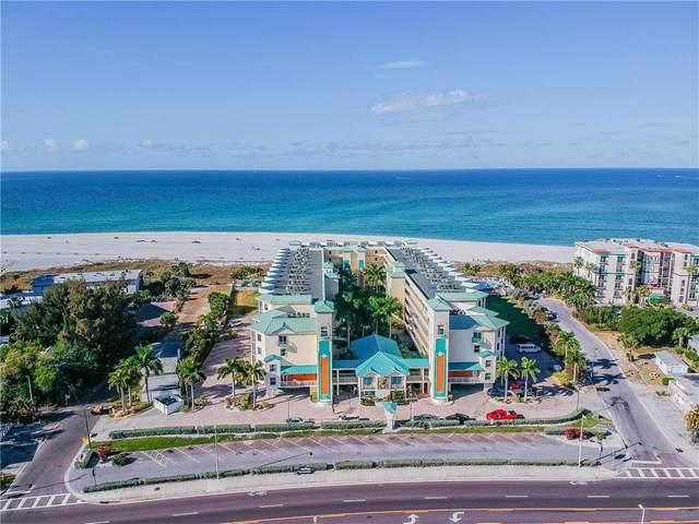 12000 Gulf Boulevard 404-W, Treasure Island, FL 33706 (MLS #U8083510) :: The Figueroa Team
