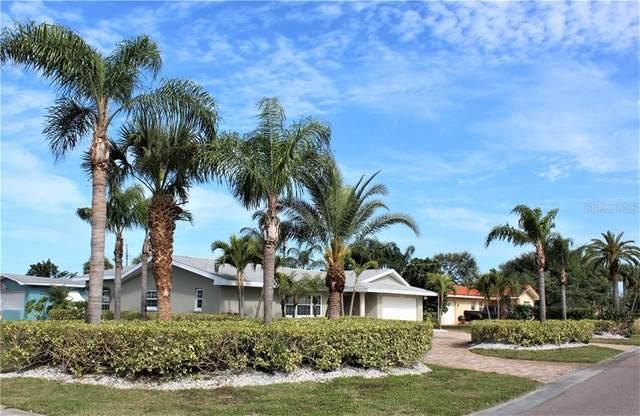 2300 Bayshore Drive, Belleair Beach, FL 33786 (MLS #U8083766) :: Team Borham at Keller Williams Realty