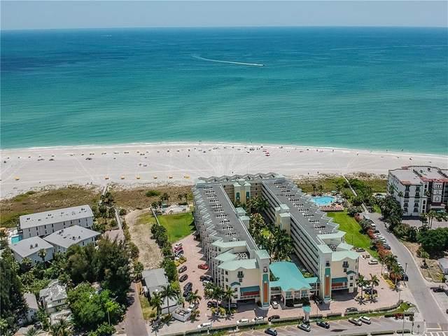 12000 Gulf Boulevard 209-N, Treasure Island, FL 33706 (MLS #U8083905) :: The Figueroa Team