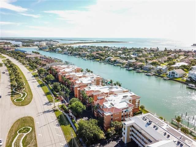 610 Pinellas Bayway S #5101, Tierra Verde, FL 33715 (MLS #U8083922) :: Lockhart & Walseth Team, Realtors