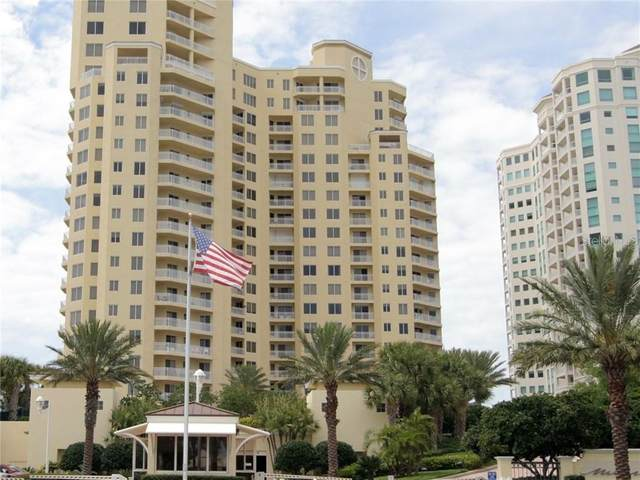 1200 Gulf Boulevard #306, Clearwater Beach, FL 33767 (MLS #U8084050) :: Positive Edge Real Estate