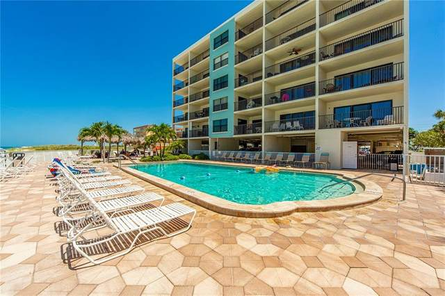 12924 Gulf Boulevard #304, Madeira Beach, FL 33708 (MLS #U8084092) :: KELLER WILLIAMS ELITE PARTNERS IV REALTY
