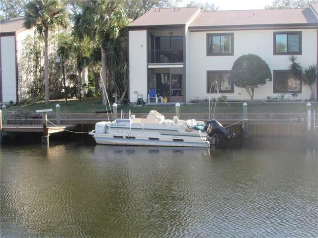 355 Moorings Cove Drive 11 E, Tarpon Springs, FL 34689 (MLS #U8084100) :: Team Borham at Keller Williams Realty
