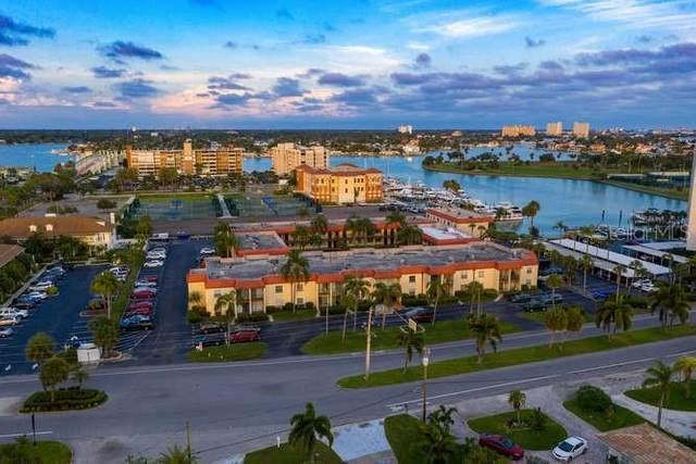 10365 Paradise Boulevard #18, Treasure Island, FL 33706 (MLS #U8084116) :: Charles Rutenberg Realty