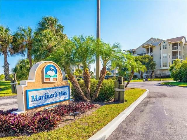 5727 Biscayne Court #106, New Port Richey, FL 34652 (MLS #U8084179) :: Team Bohannon Keller Williams, Tampa Properties