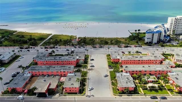6800 Sunset Way #1405, St Pete Beach, FL 33706 (MLS #U8084285) :: Lockhart & Walseth Team, Realtors