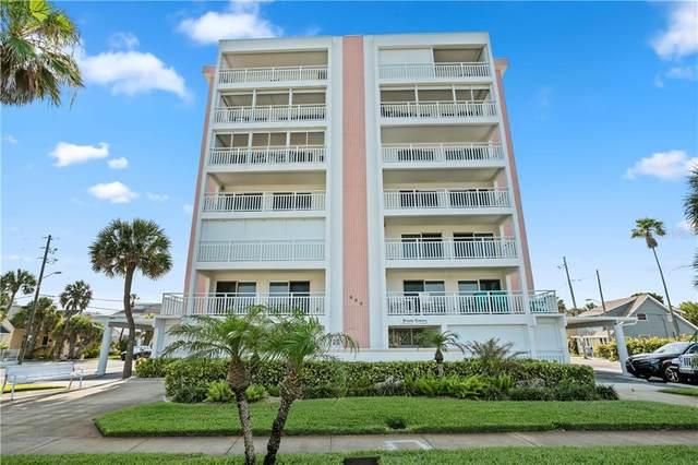 555 Gulf Way 6S, St Pete Beach, FL 33706 (MLS #U8084531) :: Charles Rutenberg Realty