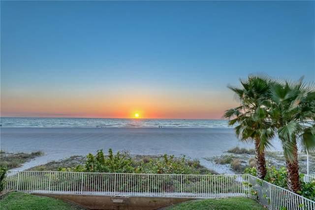 1370 Gulf Boulevard #204, Clearwater, FL 33767 (MLS #U8084612) :: Medway Realty