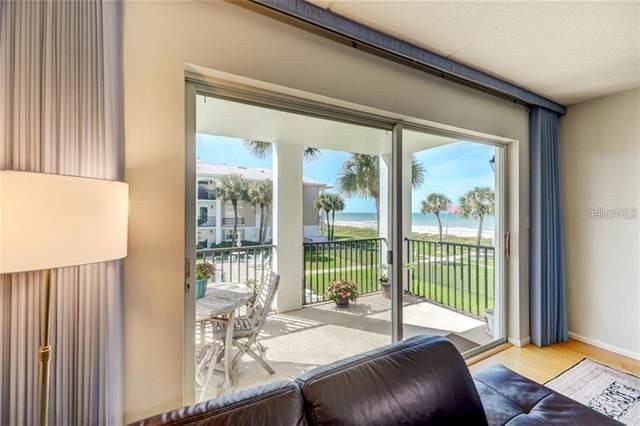 2500 Gulf Boulevard 202B, Belleair Beach, FL 33786 (MLS #U8084643) :: Charles Rutenberg Realty