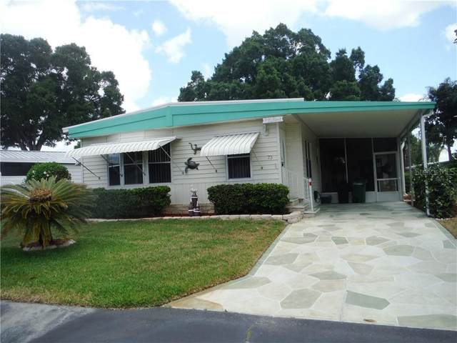 73 Cottagewood Drive #23, Safety Harbor, FL 34695 (MLS #U8084654) :: Gate Arty & the Group - Keller Williams Realty Smart