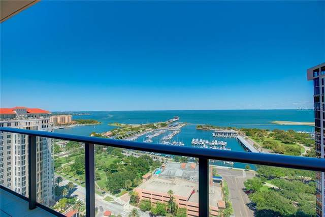 100 1ST Avenue N #2301, St Petersburg, FL 33701 (MLS #U8084707) :: Burwell Real Estate