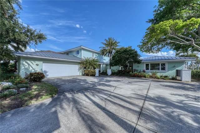 265 Bayside Drive, Clearwater, FL 33767 (MLS #U8084754) :: Key Classic Realty