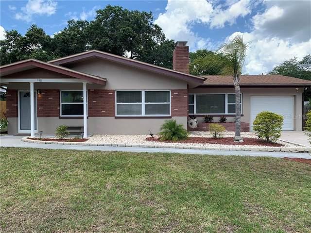990 Knollwood Drive, Dunedin, FL 34698 (MLS #U8084814) :: Team Bohannon Keller Williams, Tampa Properties