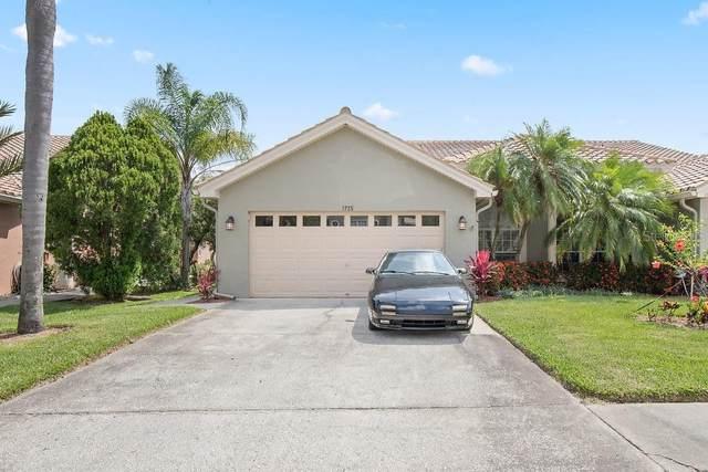 1725 Arabian Lane, Palm Harbor, FL 34685 (MLS #U8084863) :: Keller Williams Realty Peace River Partners