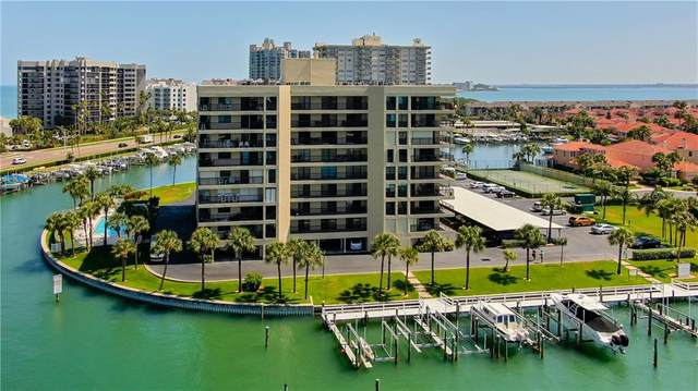 1651 Sand Key Estates Court #16, Clearwater, FL 33767 (MLS #U8084896) :: Florida Real Estate Sellers at Keller Williams Realty