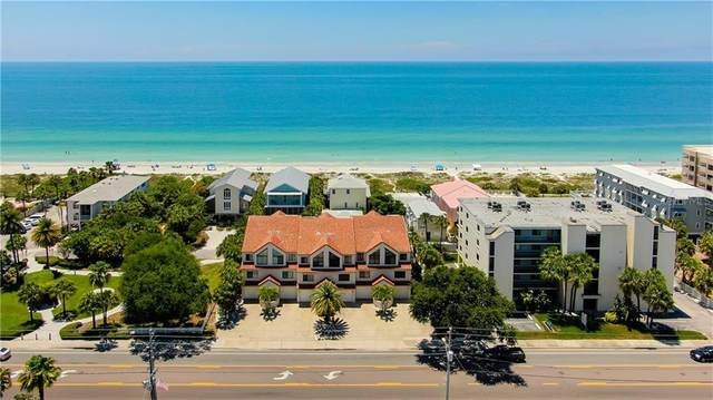 1206 Gulf Boulevard D, Indian Rocks Beach, FL 33785 (MLS #U8084898) :: The Figueroa Team