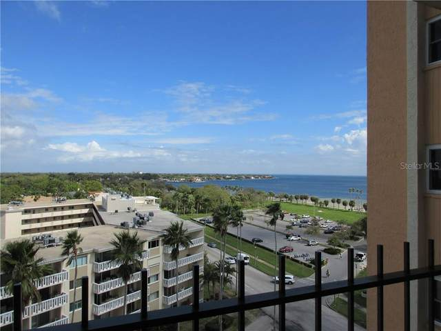 1120 N Shore Drive NE #903, St Petersburg, FL 33701 (MLS #U8085044) :: Lockhart & Walseth Team, Realtors