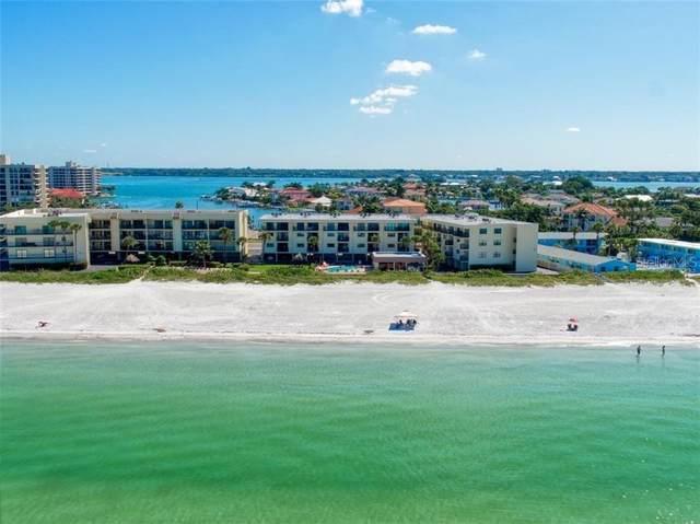 3500 Gulf Boulevard #208, Belleair Beach, FL 33786 (MLS #U8085061) :: Charles Rutenberg Realty