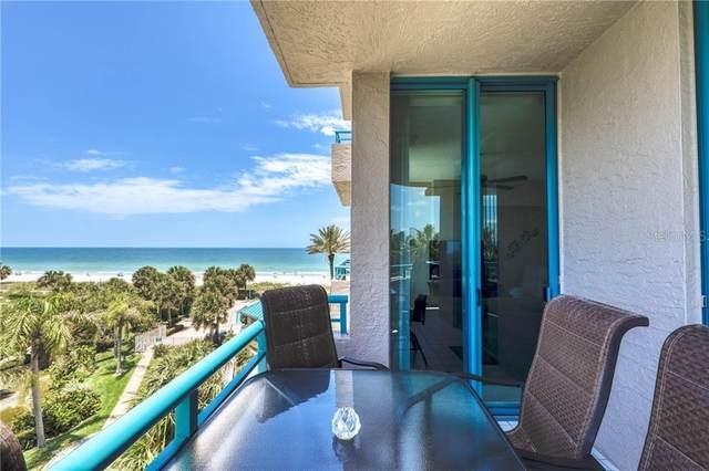 1560 Gulf Boulevard #409, Clearwater, FL 33767 (MLS #U8085087) :: Medway Realty