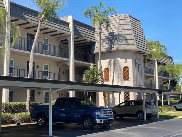 218 Cordova Green #218, Seminole, FL 33777 (MLS #U8085100) :: Alpha Equity Team