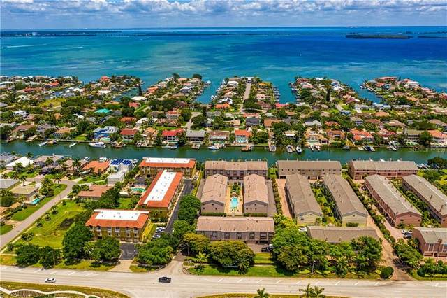 1101 Pinellas Bayway S #104, Tierra Verde, FL 33715 (MLS #U8085161) :: CENTURY 21 OneBlue