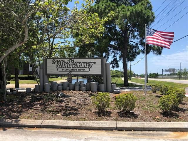 1400 Gandy Boulevard N #215, St Petersburg, FL 33702 (MLS #U8085226) :: Lockhart & Walseth Team, Realtors