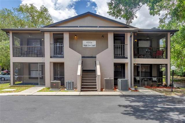 4006 Angel Oak Court #101, Tampa, FL 33613 (MLS #U8085231) :: Rabell Realty Group