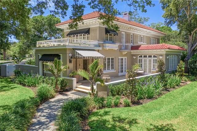 1730 Beach Drive NE, St Petersburg, FL 33704 (MLS #U8085235) :: Lockhart & Walseth Team, Realtors