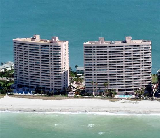 1340 Gulf Boulevard Ph-G, Clearwater, FL 33767 (MLS #U8085346) :: Medway Realty
