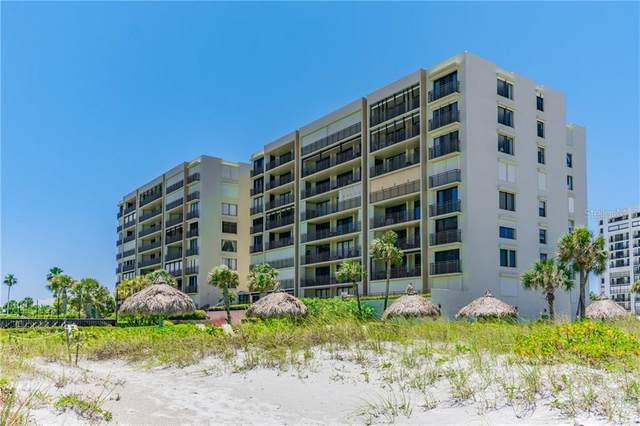 1430 Gulf Boulevard #710, Clearwater, FL 33767 (MLS #U8085348) :: Medway Realty