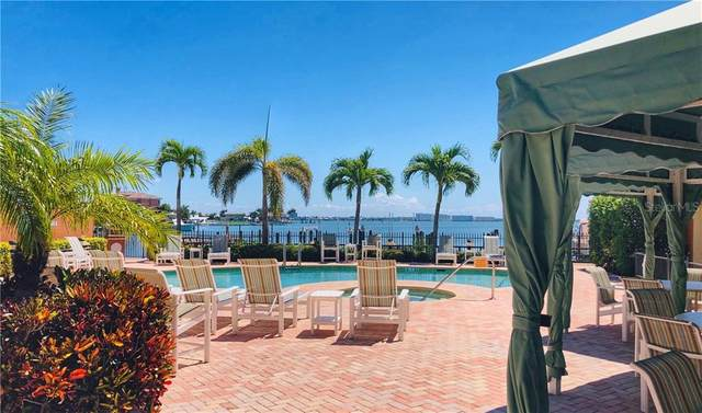 5301 Gulf Boulevard F303, St Pete Beach, FL 33706 (MLS #U8085396) :: Griffin Group