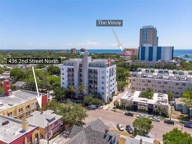 436 2ND Street N, St Petersburg, FL 33701 (MLS #U8085399) :: Premium Properties Real Estate Services