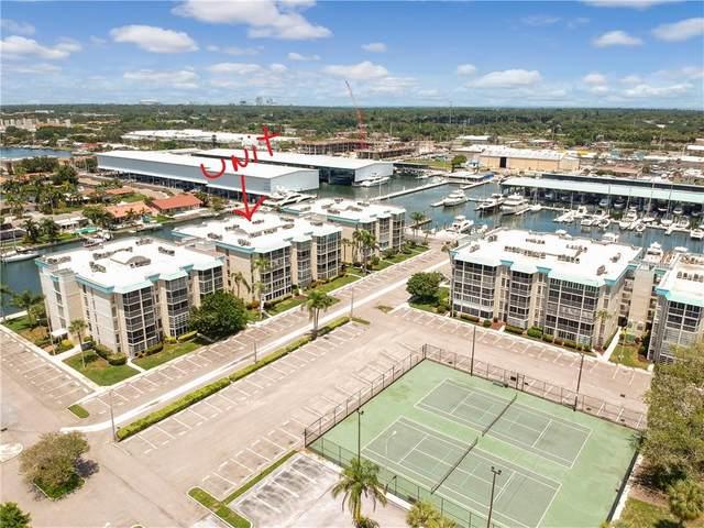 4902 38TH Way S #206, St Petersburg, FL 33711 (MLS #U8085460) :: Florida Real Estate Sellers at Keller Williams Realty
