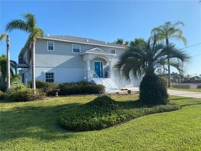 3480 Croaker Drive, Hernando Beach, FL 34607 (MLS #U8085470) :: Mark and Joni Coulter | Better Homes and Gardens