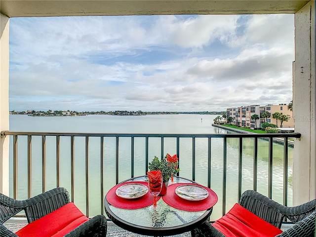7700 Sun Island Drive S #304, South Pasadena, FL 33707 (MLS #U8085578) :: Burwell Real Estate
