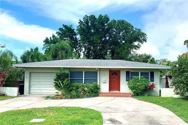 735 Snell Isle Boulevard NE, St Petersburg, FL 33704 (MLS #U8085579) :: The Duncan Duo Team